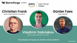 AWS Meet Up Cologne in October